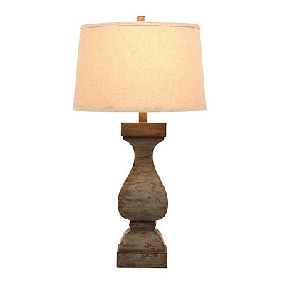 Mineral Blue Table Lamp