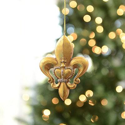 Royal Fleur-de-lis Ornament
