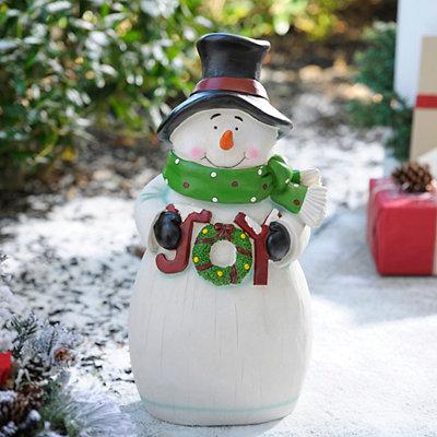 Christmas Joy Snowman