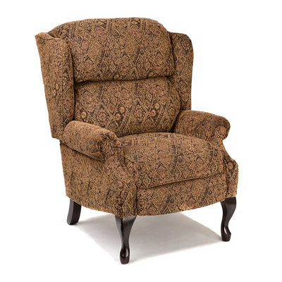 Antique Brown Recliner