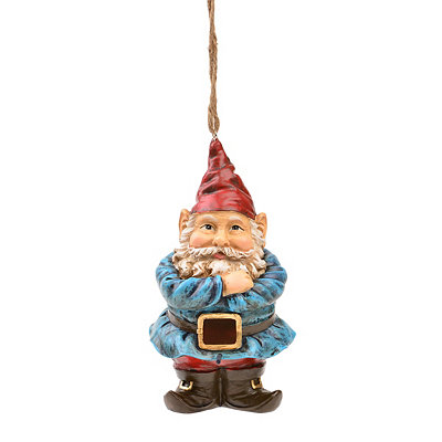 Gnome Place Like Home Birdhouse