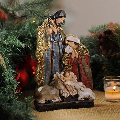 Nativity Story Statue
