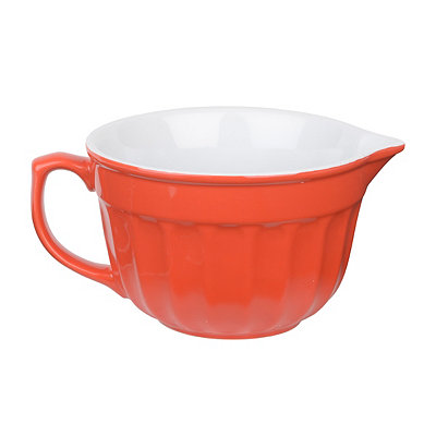Red Farmhouse Mixing Bowl