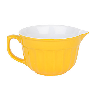 Yellow Farmhouse Mixing Bowl