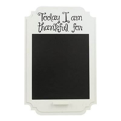 Today I'm Thankful For Chalkboard
