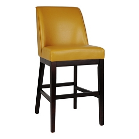 Sondra Harvest Yellow Bar Stool
