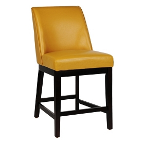 Sondra Harvest Yellow Counter Stool