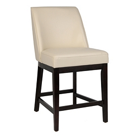 Sondra Ivory Counter Stool