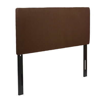 Hudson Chocolate Queen Headboard