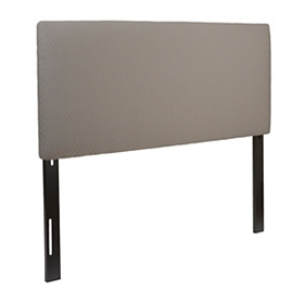 Hudson Gray Queen Headboard