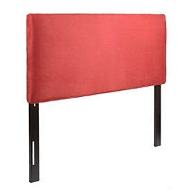 Chambers Red King Headboard