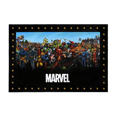 Marvel Universe LED Boxtop Plaque