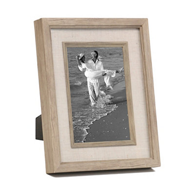 Natural Driftwood Picture Frame, 5x7