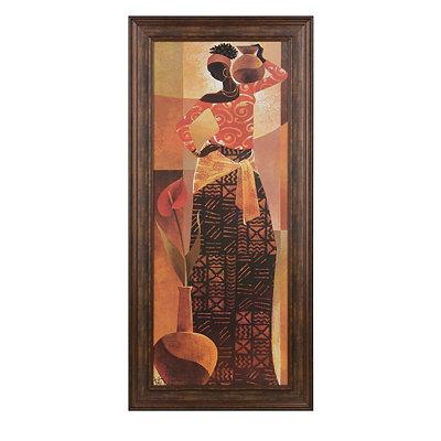 Bihalya I Framed Art Print