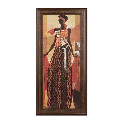 Bihalya II Framed Art Print