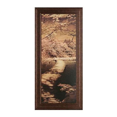 Pathways II Framed Art Print
