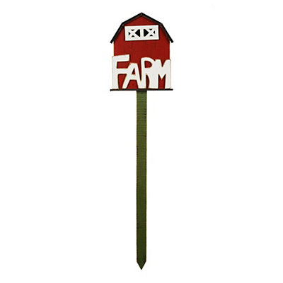 On the Farm Lawn Stake