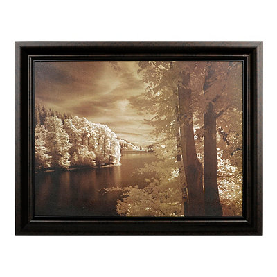 View to Remember Framed Art Print
