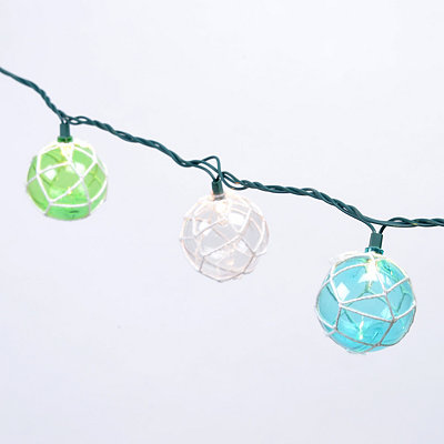 Nautical Sphere String Lights