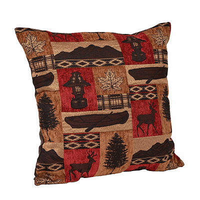 Fargo Redstone Pillow