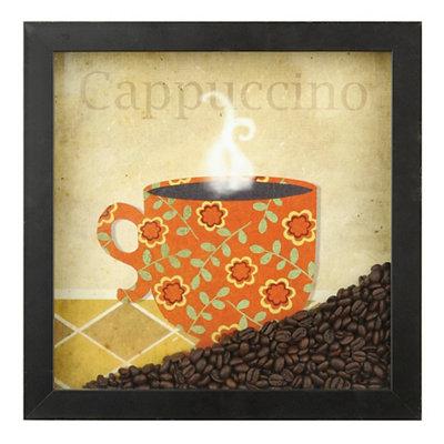 Cappuccino Shadowbox