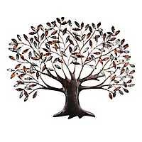 Tree of Life Metal Plaque
