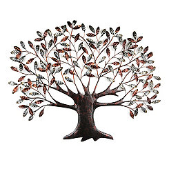 Tree of Life Metal Plaque
