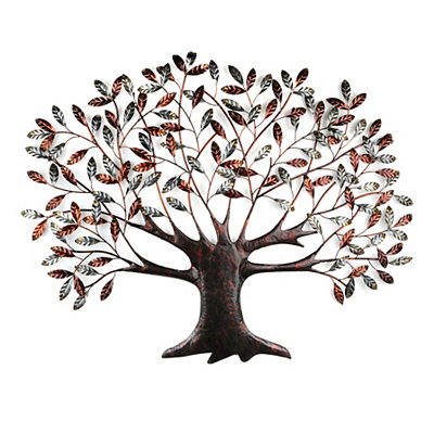 Tree of Life Metal Plaque | Kirklands