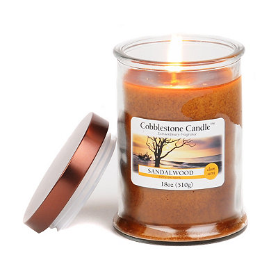 Sandalwood Jar Candle