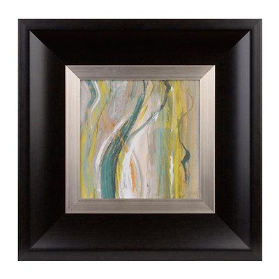Coalesce II Framed Art Print