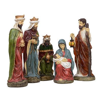 Large Nativity Set, 5-pc.
