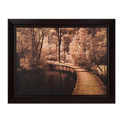 Take My Lead Framed Art Print