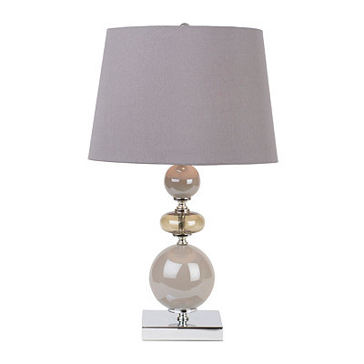 Joelle Glass Table Lamp