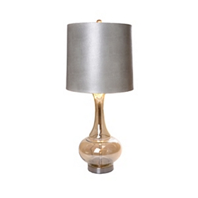 Monaca Champagne Table Lamp