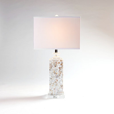 Seaside Mosaic Table Lamp