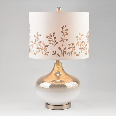 Golden Glow Table Lamp