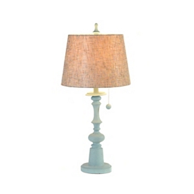 Aqua Sand Table Lamp