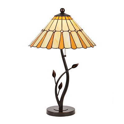 Daisy Vine Tiffany Table Lamp