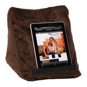 Brown Tablet Pillow Wedge