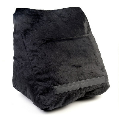 Black Tablet Pillow Wedge
