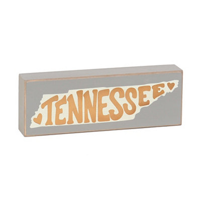 Tennessee Word Block