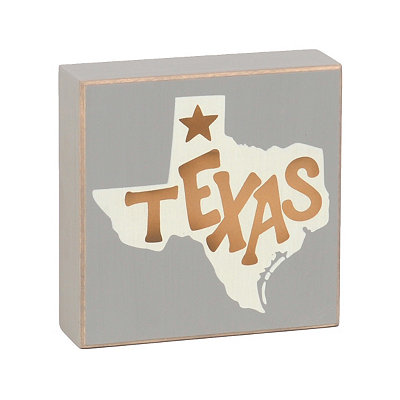 Texas Word Block