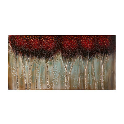 Forest of Dreams Canvas Art Print