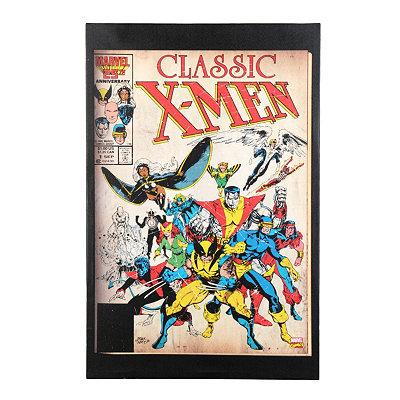 Classic X-Men Canvas Art Print