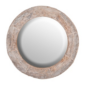 Natura Framed Mirror, 28 in.