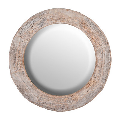 Natura Framed Mirror, 28 in.