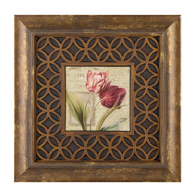 French Tulips I Framed Art Print