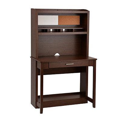 Espresso Tall Desk
