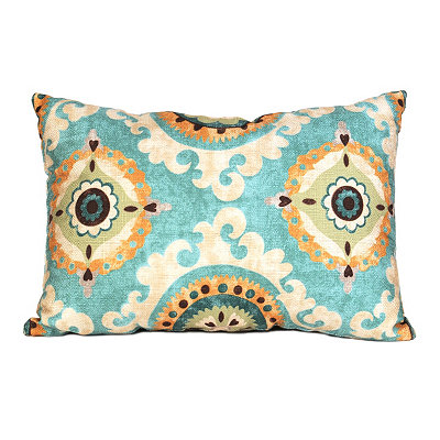 Green Valerie Accent Pillow