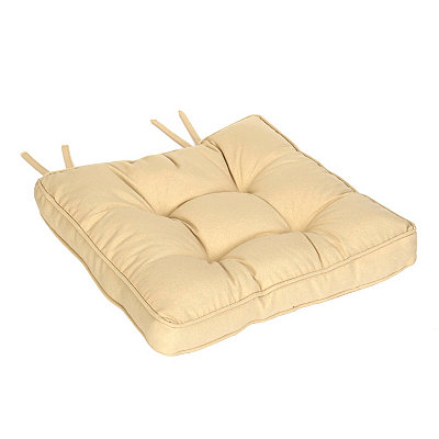 Natural Tan Chair Pad